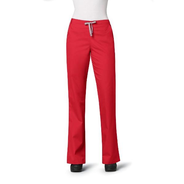 035508fd3a8 WonderWink WonderWORK Women's Flare Leg Pant - 502 - 4 Pockets ...